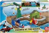 Thomas and Friends Cranky at the Docks DVT13