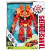 Transformers Robots in Disguise 3-Step Changers Bisk C7045