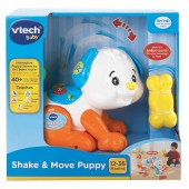 VTech Baby Shake and Move Puppy primul meu catel 146903