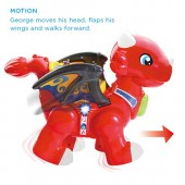 VTech Toot Toot Friends Daring Dragon Jucarie Interactiva 519603 (limba engeza)